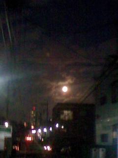 まん丸お月様を見たあなたは??